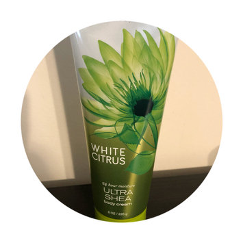 Photo of Bath & Body Works Signature Collection WHITE CITRUS Ultra Shea Body Cream uploaded by Sarah S.