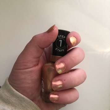 Photo of Sally Hansen® Miracle Gel™ Nail Polish uploaded by Savannah B.