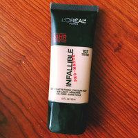 L'Oréal Paris Infallible® Pro-Matte Foundation uploaded by Milagro A.