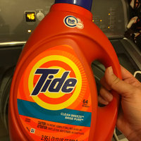 Tide Detergent Clean Breeze HE uploaded by Sarah S.
