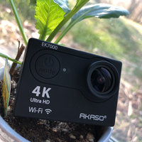 Gvb 4K Action Camera with Built-in LCD uploaded by Ashley S.