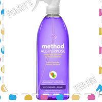 method all-purpose cleaner french lavender uploaded by Eng L.