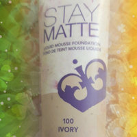 Rimmel Stay Matte Liquid Mousse Foundation uploaded by Eng L.
