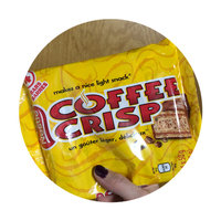 Nestlé Coffee Crisp Canada Candy Coffee Crisp Chocolate Bar 4 x 50gram Bars. Imported from Canada. uploaded by Sarah S.