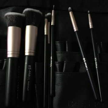 Photo of BS-MALL(TM) Premium Synthetic Kabuki Makeup Brush Set Cosmetics Foundation Blending Blush Eyeliner Face Powder Brush Makeup Brush Kit uploaded by Jennifer (@alettertoelise_89) G.