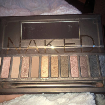 Photo of Urban Decay Naked Palette uploaded by Marissa O.