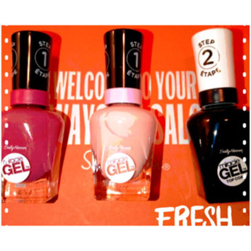 Photo of Sally Hansen® Miracle Gel™ Nail Polish uploaded by Mari C.