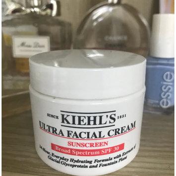 Photo of Kiehl's Ultra Facial Cream SPF 30 uploaded by Jalisia W.