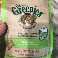 Greenies GREENiESA Cat Dental Treats uploaded by Sara F.