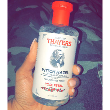 Photo of Thayers Alcohol-Free Rose Petal Witch Hazel Toner uploaded by Aмίяαh 🌺.