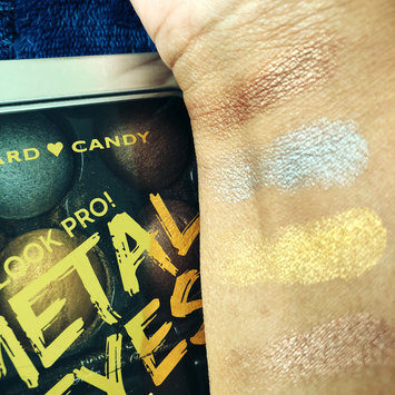Photo of Hard Candy Mod Quad Baked Eyeshadow Compact uploaded by Charnel G.