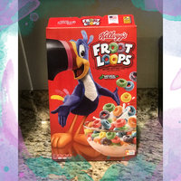 Kellogg's® Fruit Loops® with Marshmallows 9.4 oz. Box uploaded by Himali B.