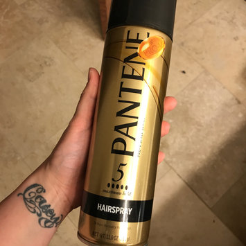 Photo of Pantene Pro-V Extra Strong Hold Hairspray uploaded by Meril C.