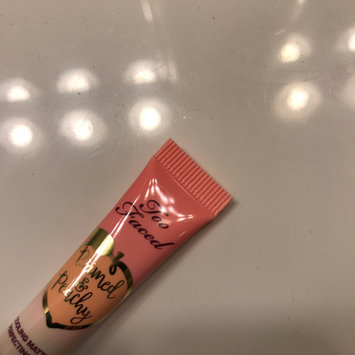 Photo of Too Faced Primed & Peachy Cooling Matte Perfecting Primer uploaded by Meril C.