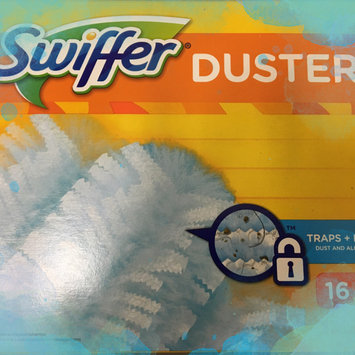 Photo of Swiffer Dusters Cleaner Refills Unscented uploaded by Amber H.