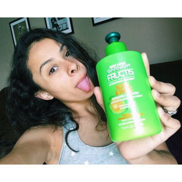 Photo of Garnier Fructis Sleek & Shine Intensely Smooth Leave-In Conditioning Cream uploaded by Lidiana M.