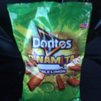 Doritos® Dinamita® Chile Limon  Flavored Rolled Tortilla Chips uploaded by Wilka B.