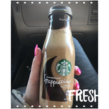 Photo of STARBUCKS® Bottled Vanilla Frappuccino® Coffee Drink uploaded by Kylee S.