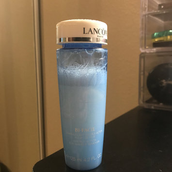 Photo of Lancôme Bi-Facil Double-Action Eye Makeup Remover uploaded by Bailey A.