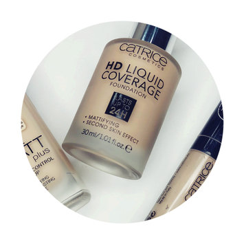 Photo of Catrice HD Liquid Coverage Foundation uploaded by Laura S.