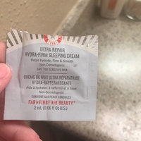FIRST AID BEAUTY Ultra Repair Hydra-Firm Sleeping Cream uploaded by mary d.
