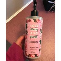 Love Beauty And  Planet Bountiful Moisture Murumuru Butter & Rose Body Wash uploaded by WinterTropical H.