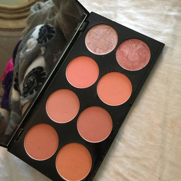 Photo of Makeup Revolution Blush Palette uploaded by Meghin S.