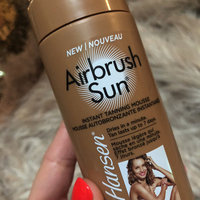 Sally Hansen® Airbrush Sun® Instant Tanning Mousse Lotion uploaded by Stephanie P.