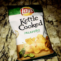 Kettle Brand® Jalepeno  Potato Chips uploaded by Kathy V.