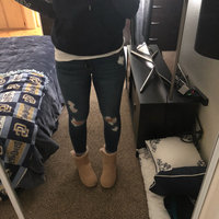 Hollister Ripped Dark Wash Low-Rise Super Skinny Jeans uploaded by Ashley O.