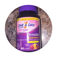 One A Day® Women's Prenatal Gummies uploaded by Brooke F.