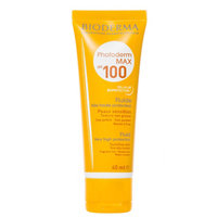 Bioderma Photoderm Max Very High Protection Tinted Ultra Fluid SPF50+ (Teinte Doree Golden Colour) uploaded by duaa b.