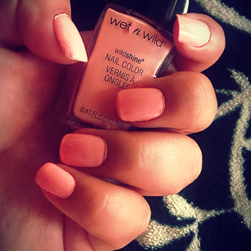 Photo of wet n wild Wild Shine Nail Color Base Coat uploaded by Celeste R.