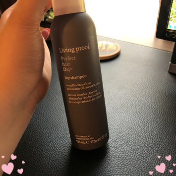Photo of Living Proof Healthy Hair Dry Shampoo uploaded by Alexis T.