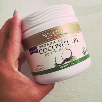 Photo of Spectrum Organic Virgin Coconut Oil uploaded by Karina F.