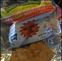 Caribbean Food Delights Jamaican Style Beefy Cheese Patties Empanadas, 9 oz uploaded by Rockea J.