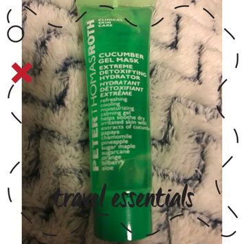 Photo of Peter Thomas Roth Cucumber Gel Masque uploaded by Stephanie E.