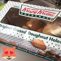 Krispy Kreme Doughnuts Original Glazed Doughnut Holes uploaded by Toya A.