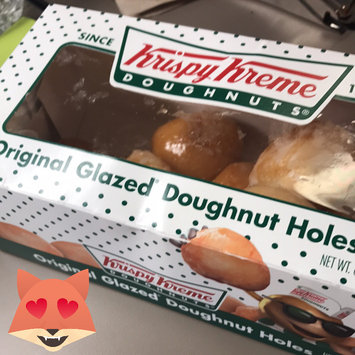 Krispy Kreme Doughnuts Original Glazed Doughnut Holes uploaded by Toya A.