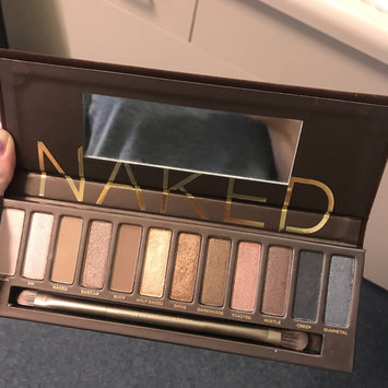 Photo of Urban Decay Naked Palette uploaded by Bailey P.