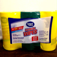Great Value Fresh/Lemon Scented Disinfecting Wipes, 75 sheets, 3 count uploaded by Nka k.