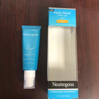 Neutrogena® Hydro Boost Water Gel with Sunscreen Broad Spectrum SPF 15 uploaded by Khadijah N.