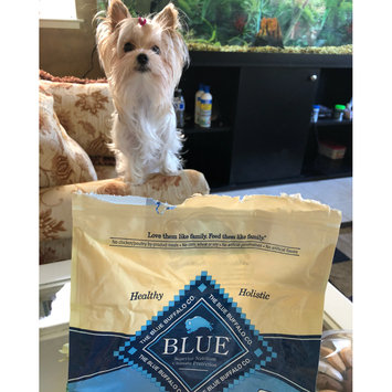 Photo of THE BLUE BUFFALO CO. BLUE™ Life Protection Formula® Chicken and Brown Rice Recipe For Puppies uploaded by Jan a.