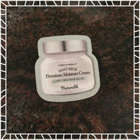 Tony Moly - Naturalth Goat Milk Premium Cream 60ml 60ml uploaded by Melissa T.