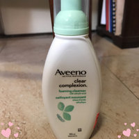Aveeno Clear Complexion Foaming Cleanser uploaded by Hana A.