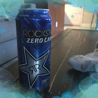 Rockstar Zero Carb Energy Drink uploaded by Brittney B.
