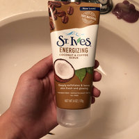 St. Ives Energizing Coconut & Coffee Scrub uploaded by Angela F.