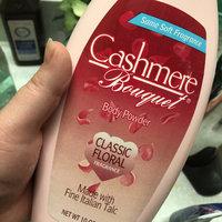 Cashmere Bouquet body powder classic floral 10 OZ uploaded by Shelayne H.