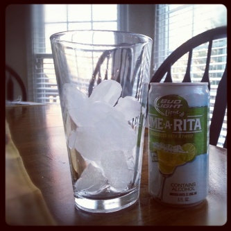 Photo of Bud Light Lime-A-Rita  uploaded by Erika B.