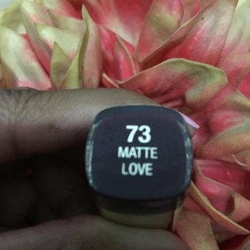 Photo of Milani Matte Color Statement Lipstick uploaded by Estrella S.